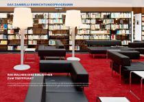 Bibliothekseinrichtungen - 8