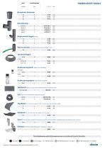 Systempreisliste - Dachentwässerung - 9