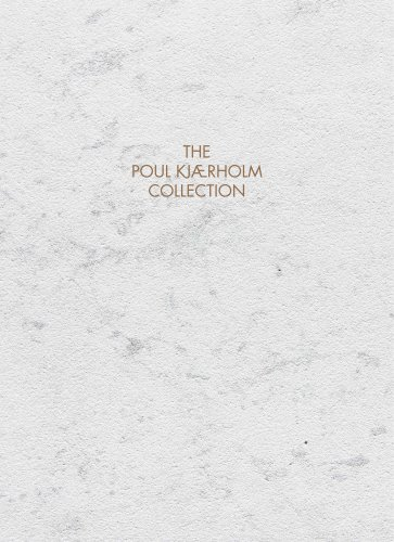 The Poul Kjærholm collection