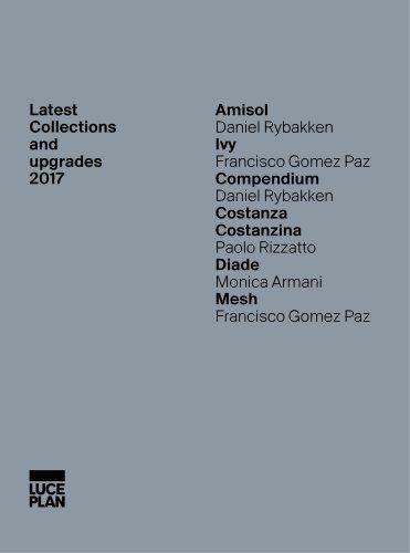 Luceplan Novelties 2017