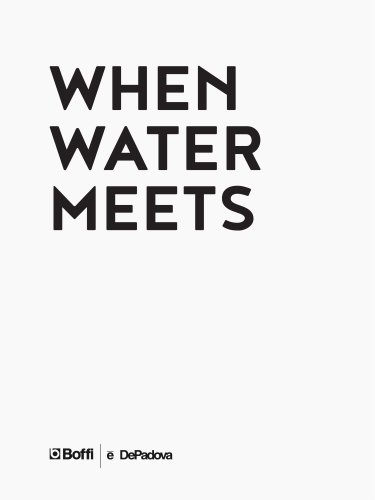 When Water Meets