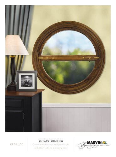 Rotary Window