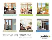 TOP CONSUMER TRENDS 2010