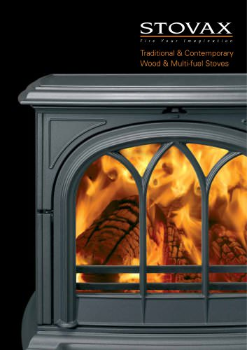 Traditional & Contemporary Wood & Multi-fuel Stoves