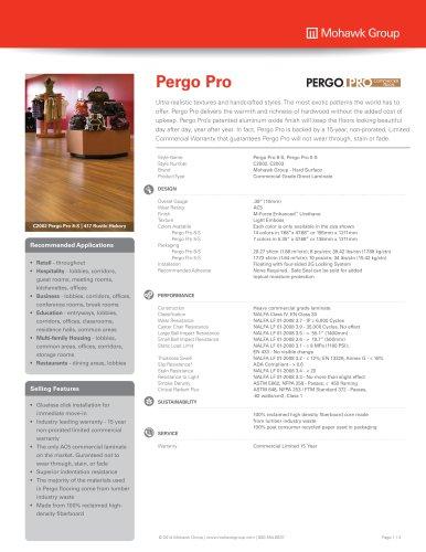 Pergo Pro