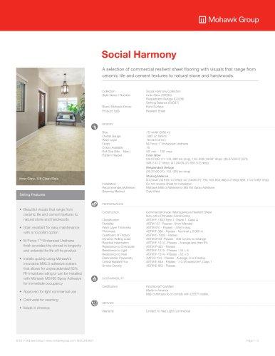 Social Harmony