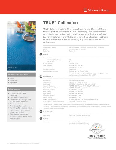 TRUE ™  Collection