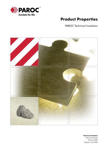 PAROC Technical Insulation