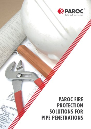 protection solutions for pipe penetrations