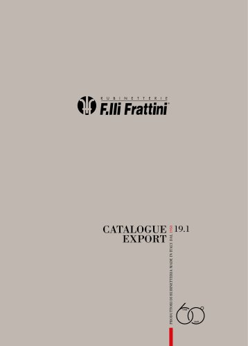 CATALOGUE EXPORT 19.1