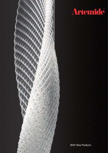 Artemide 2009 New Products (EN-IT-FR-DE-ES)