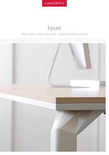 Epure catalogue