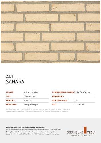 2.1.11 SAHARA