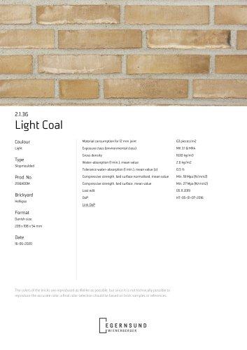 2.1.36 LIGHT COAL