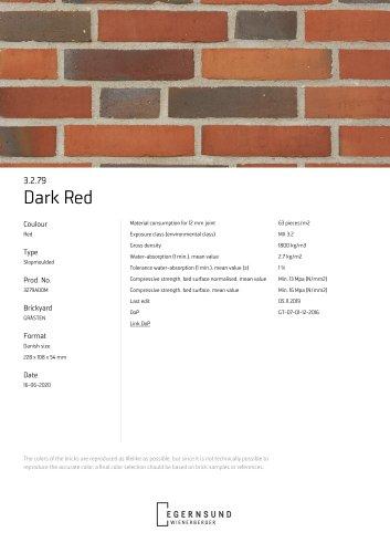 3.2.79 DARK RED