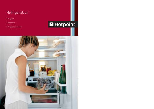 HOT POINT FRIDGES