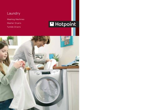 HOT POINT WASHING MACHINES