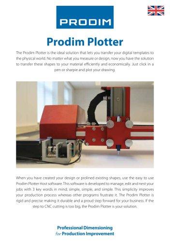 Prodim Plotter