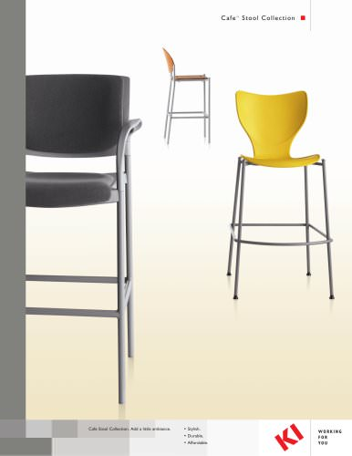 Cafe Stool Collection