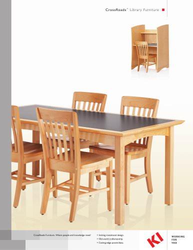 Crossroads Library Furniture