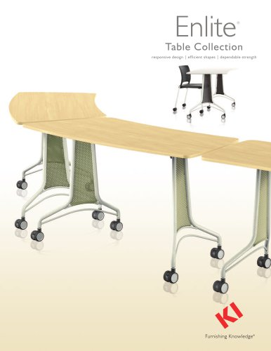 ENLITE TABLE COLLECTION
