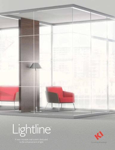 LIGHTLINE MOVABLE WALL