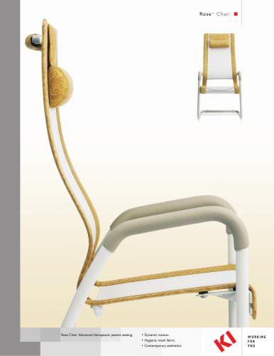 Rose Chair Brochure