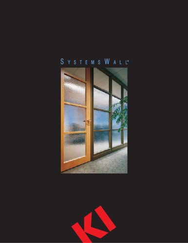 SystemsWall Panel Brochure