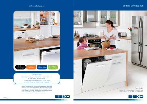 Beko Cooking