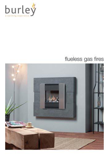 flueless gas fires