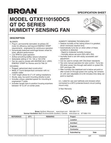 QTXE110150DCS