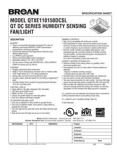 QTXE110150DCSL