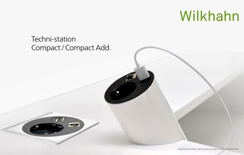 Techni-station Compact/Compact Add