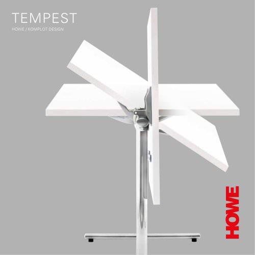 Tempest  brochure