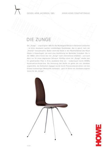 DIE ZUNGE Arne Jacobsen