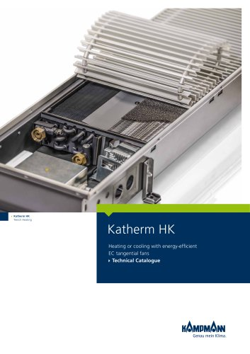 Katherm HK trench heating