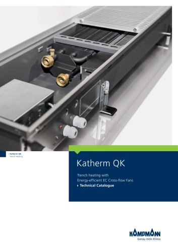 Katherm QK trench heating