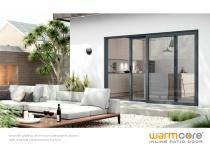 warmcore INLINE PATIO DOOR